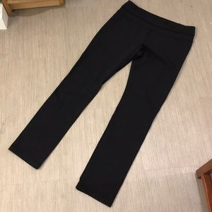 Lululemon black leggings 10